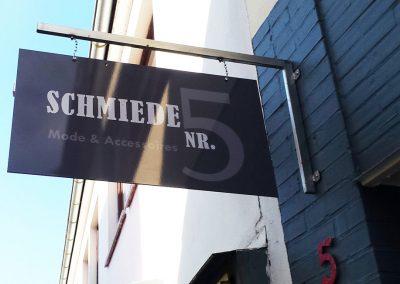 CI | Schmiede Nr.5 – Mode & Accessoires in Verden