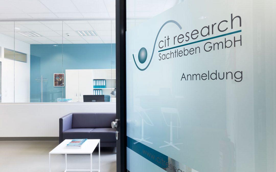 Gestaltung Büroräume | CIT Research Sachtleben GmbH