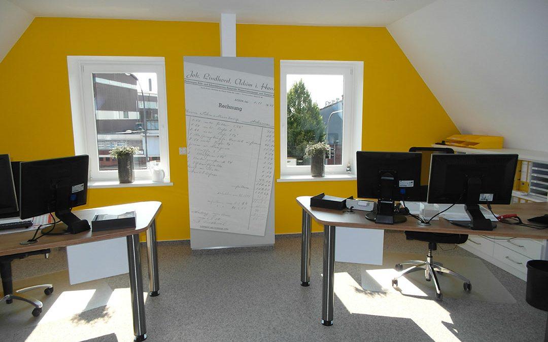 Neugestaltung Büroräume | Lindhorst GmbH