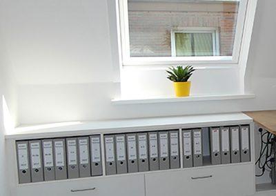Maßangefertigte Büromöbel