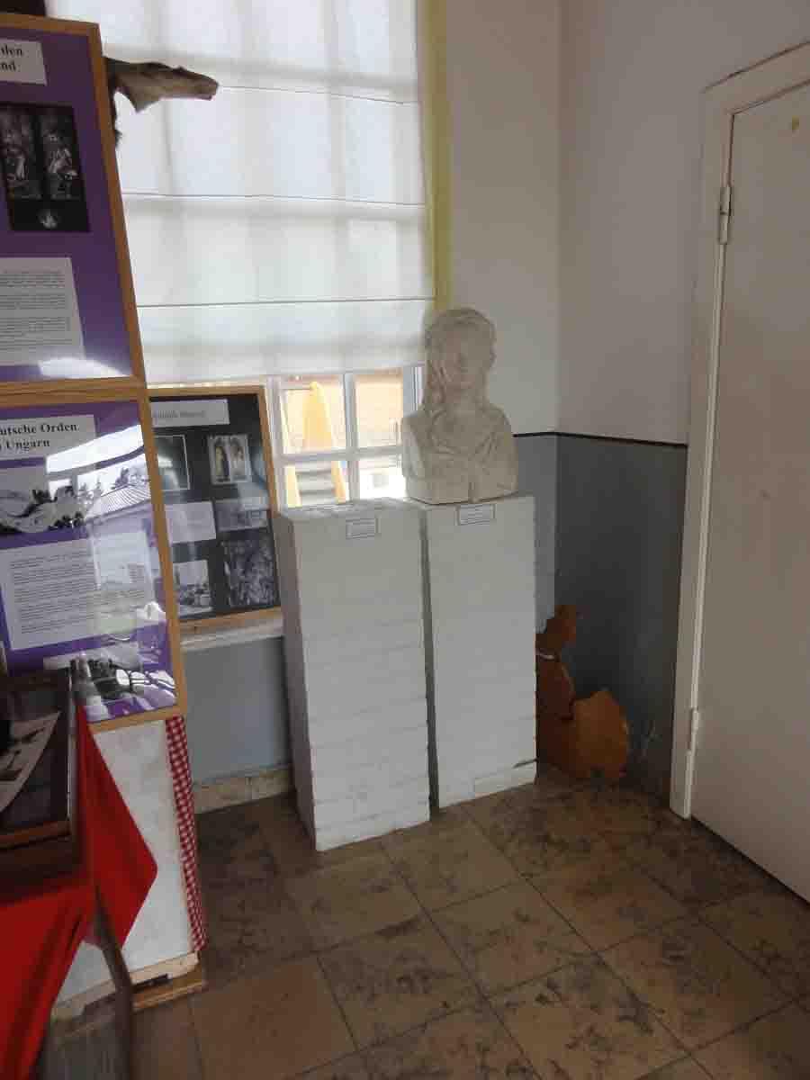 Eingangsbereich vorher Heimatstube Goldenstedt