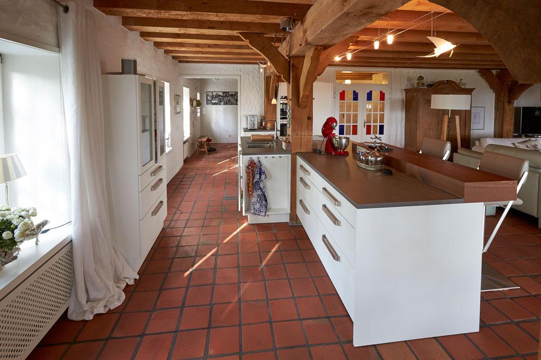 Ergebnis Küche 03 - Blick in den HWR