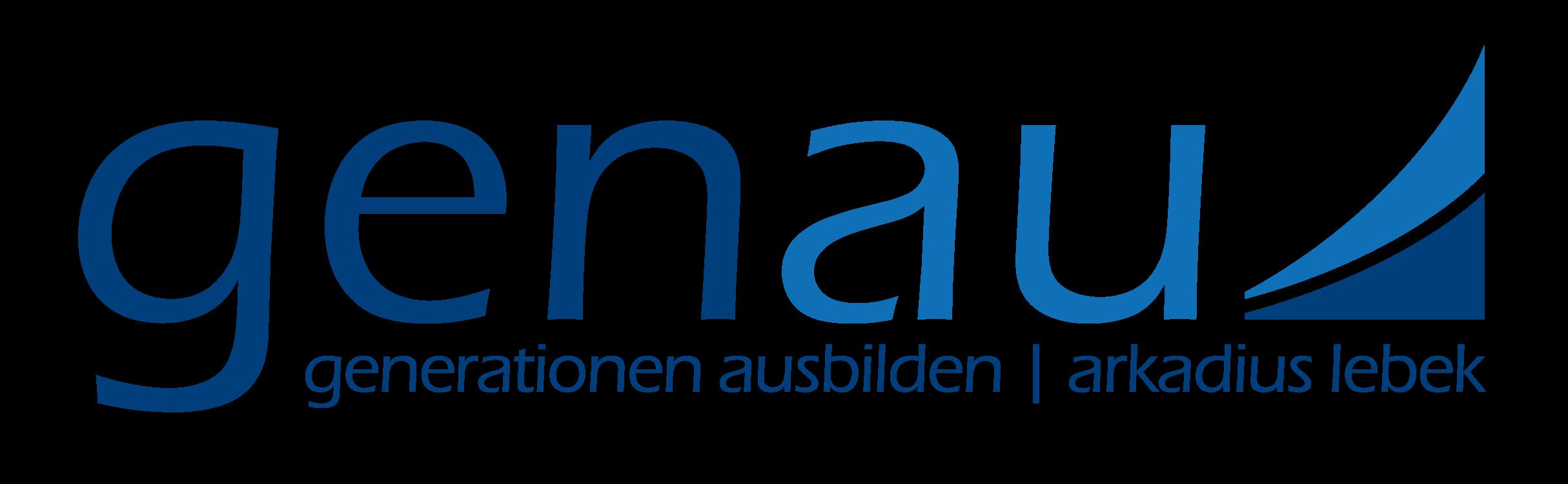 Logo genau - Arkadius Lebek Generationen ausbilden