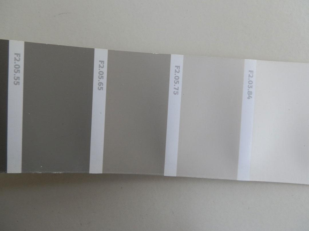 Farbkarte Wandfarbe Schmiede Nr.5