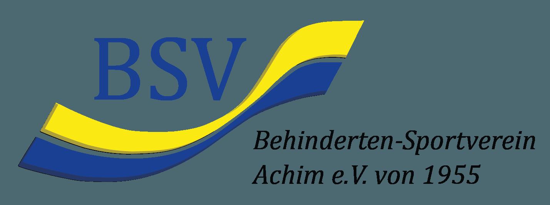 Logo Behindertensportverein Achim e.V. von 1955