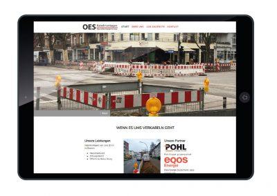 CI | OES Kabelmontagen
