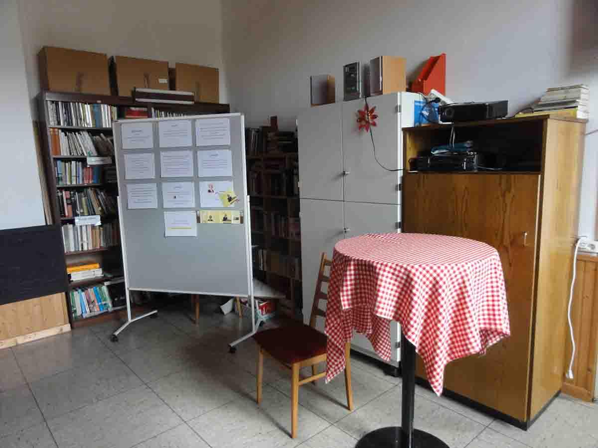 Veranstaltungsraum Bibliothek Heimatstube Goldenstedt