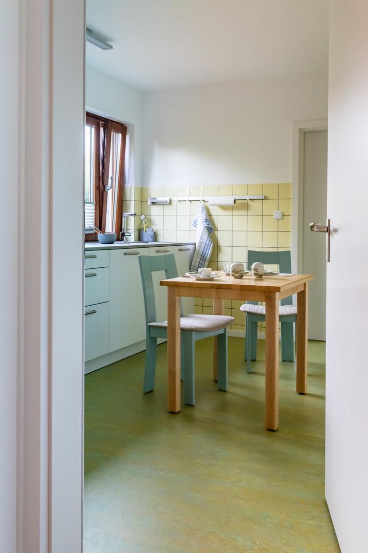 Ergebnis Blick in die Küche