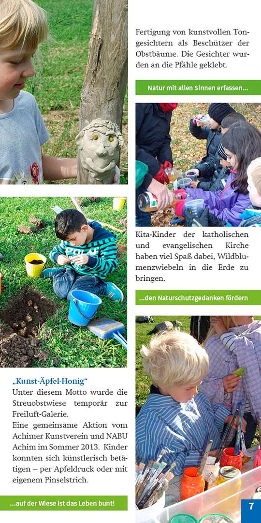 Broschüre Seite 7 Streuobstwiese Achimer Marsch