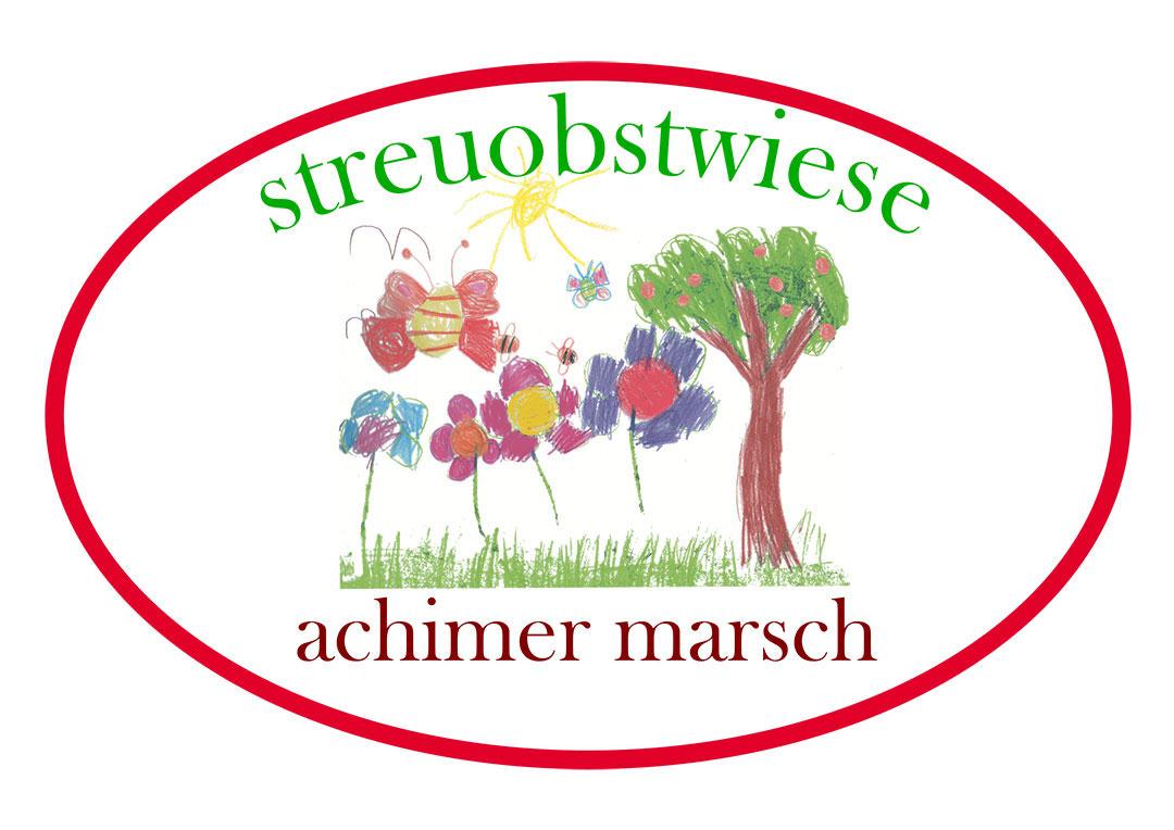 Logo Streuobstwiese Achimer Marsch