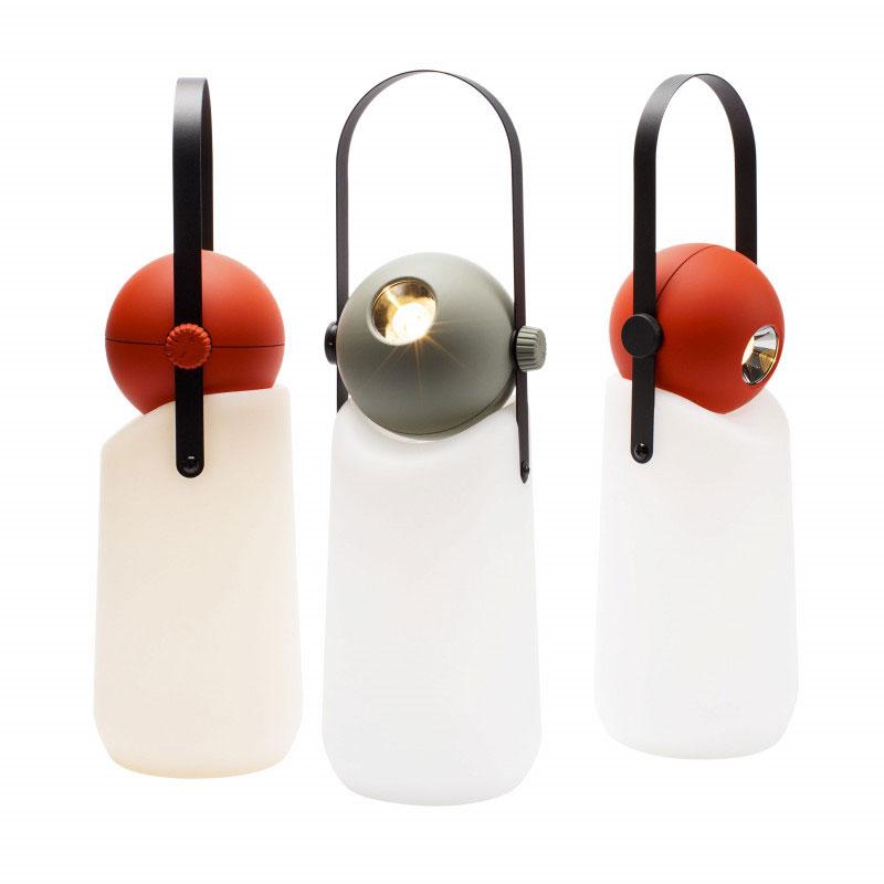 Vorschlag mobile LED Beleuchtung Kamin in der Diele