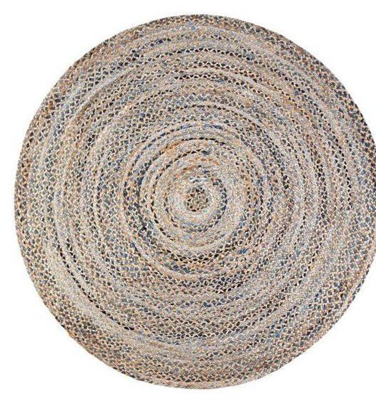 Vorschlag runder Teppich Diele