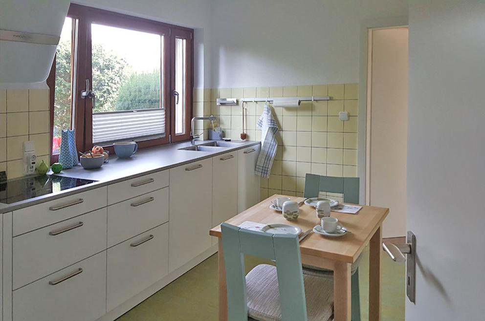 doppelpunkt design Ergebnis Küche Arbeitsplatte Keramik