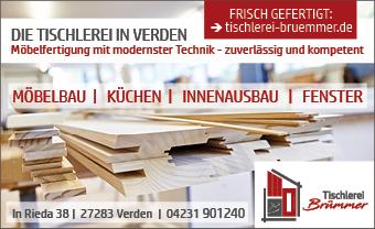 anzeige tischlerei bruemmer 2019 90x55mm website hinweis