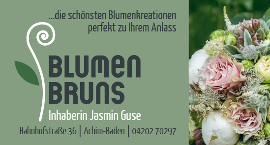 CI | Blumen Bruns